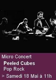 Micro Concert - Pop Rock