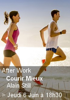 After Work : Courir Mieux