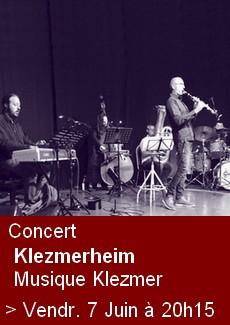 Concert Klezmer