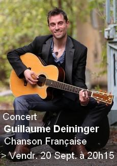 Concert - Chanson Française