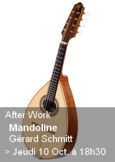 After Work : Mandolines