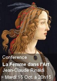 L'Image de la Femme dans l'Art