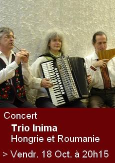 Musique Hongroise et Roumaine