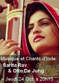 Musique et Chants d'Inde