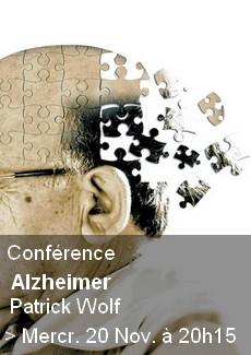 Conférence Alzheimer