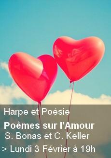 Poèmes sur l'Amour
