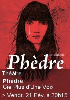 Théâtre : Phèdre