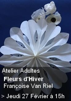 Atelier Fleurs d'Hiver