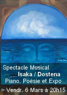 Spectacle Poésie et Musique